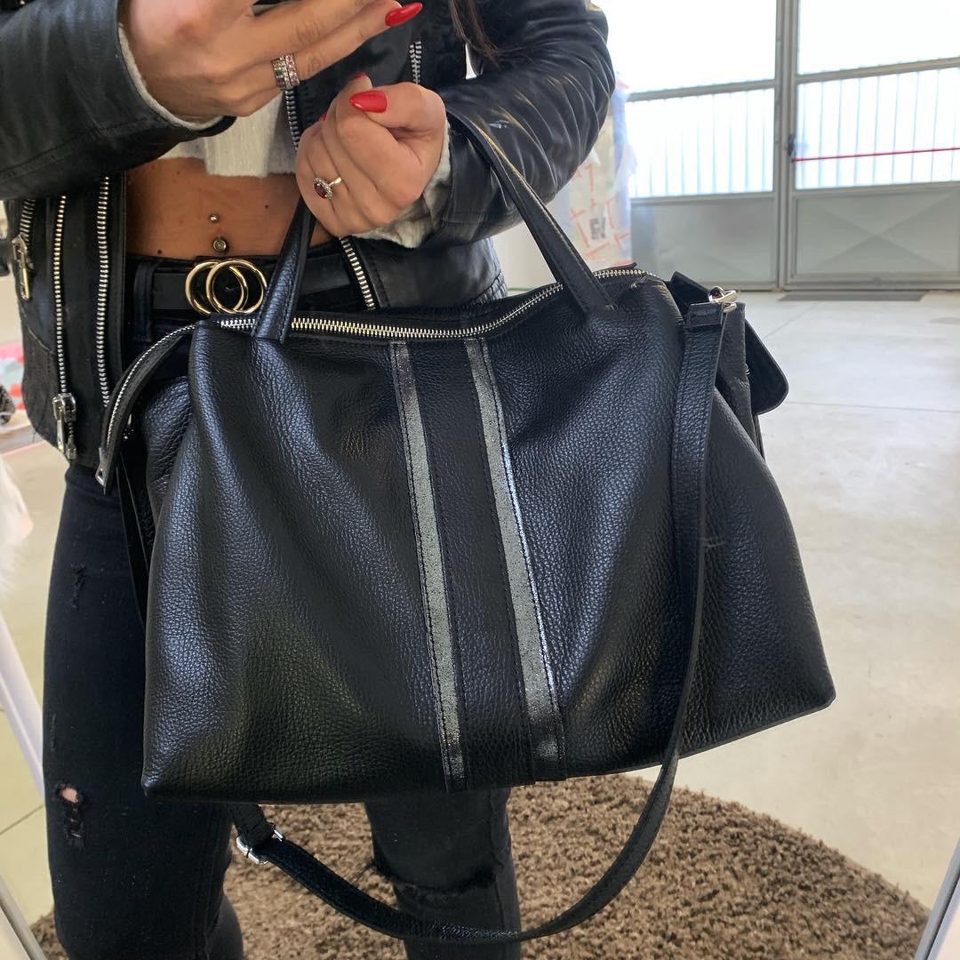 borsa tracolla donna pelle